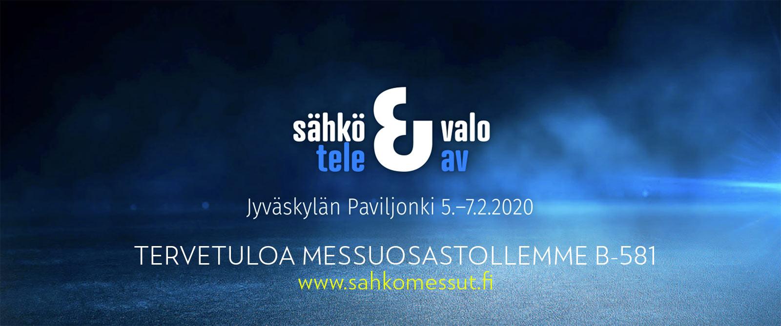 Sähkömessut 2020 Jyväskylässä